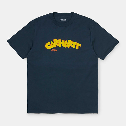 Футболка Carhartt I028468 SS Loony Script admiral