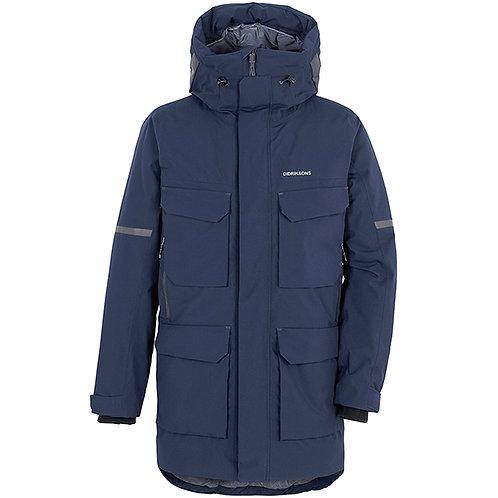 Куртка DIDRIKSONS DREW 503199 999 гл синяя ночь