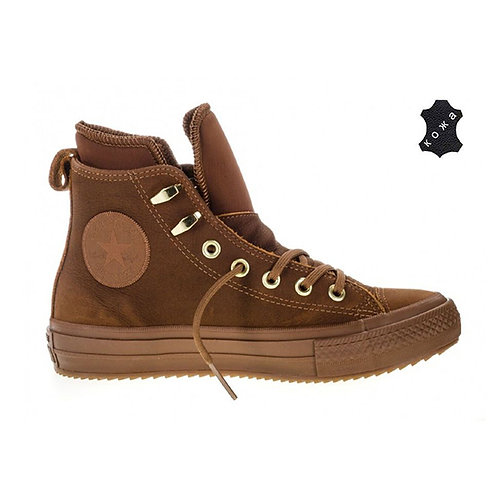 Кеды Converse CTaylor 557946 Hi Leather WP Boot с кор