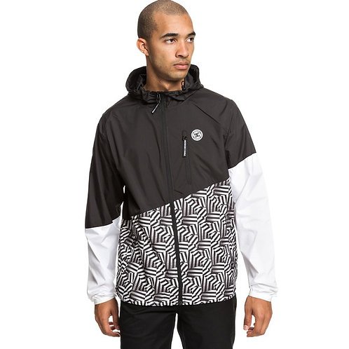 Куртка DC Dazzle Dagup EDYJK03191-KVJO чёр бел