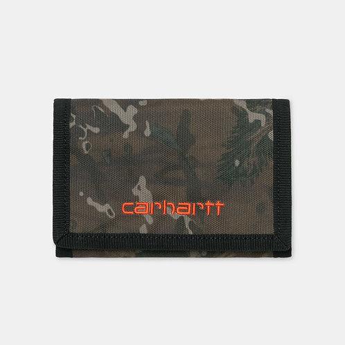 Бумажник Carhartt I025411 Payton Wallet camo combi safety orange