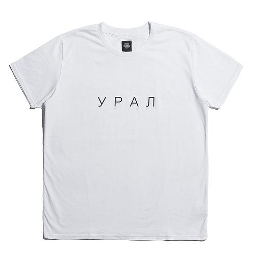 Футболка URALS Урал бел