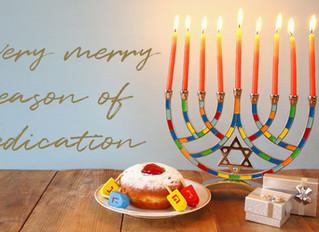 A Very Merry Season of Dedication
