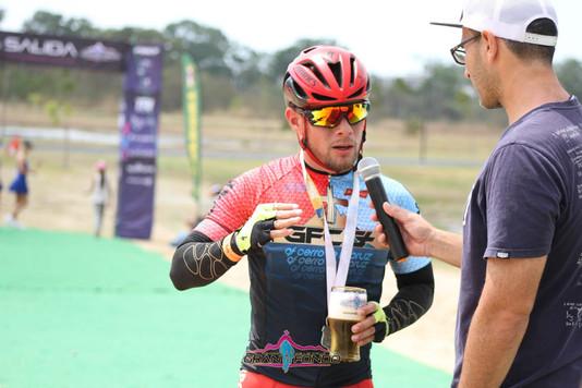 ganador del gran fondo 160km