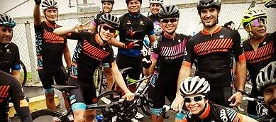 team Cycle Garage Panama preparando nos para el gan fondo cerro de la cruz