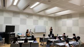 サラダ音楽祭 〈エル・システマ作曲教室〉最終日<br> 作曲のワークショップ~自分の好きな「音」を見つけよう!