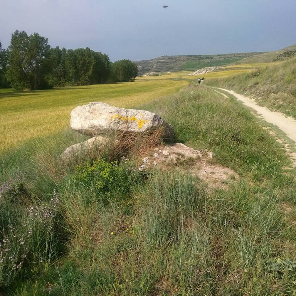 June 3rd Camino Day 17