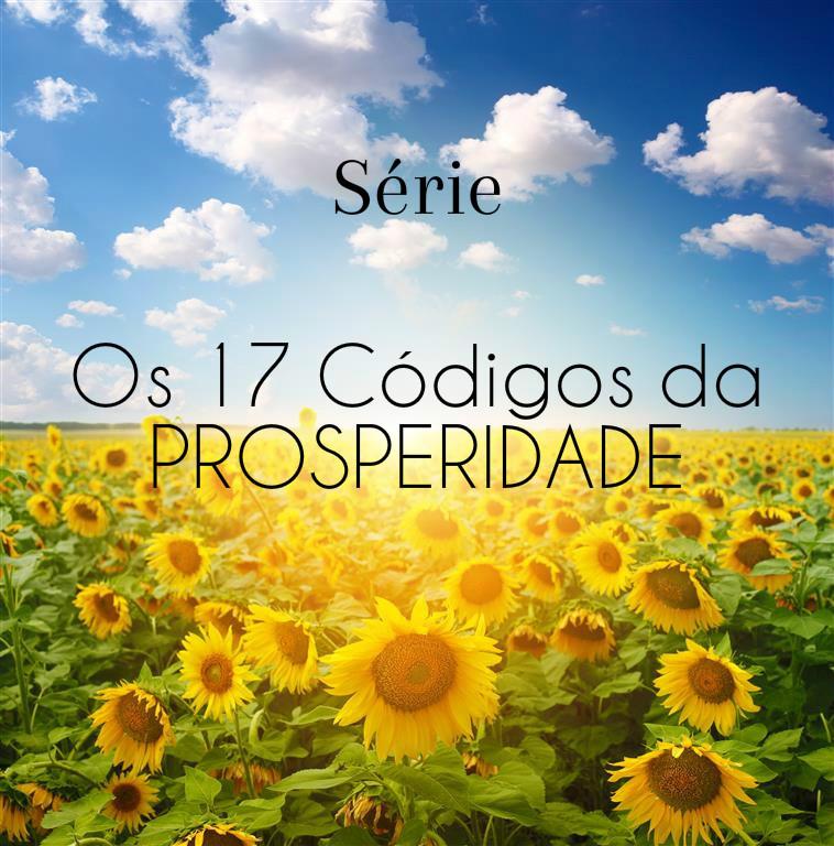 Os 17 Códigos da prosperidade