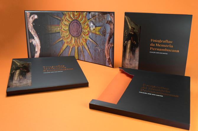 Livro Fotografias da Memória Pernambucana