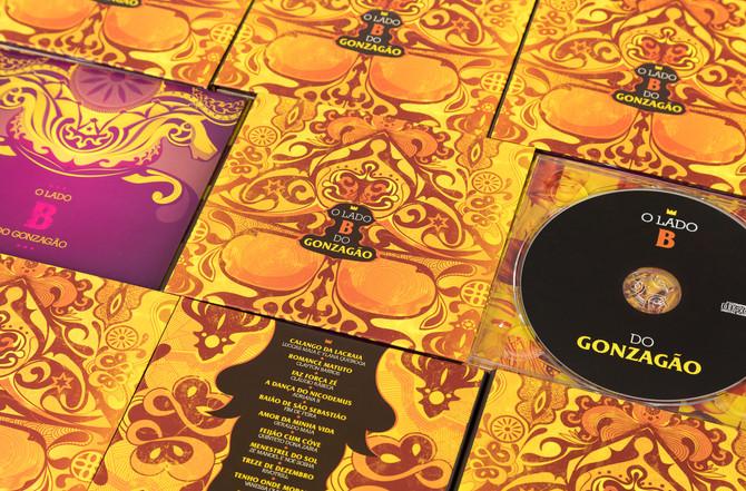 CD O Lado B do Gonzagão