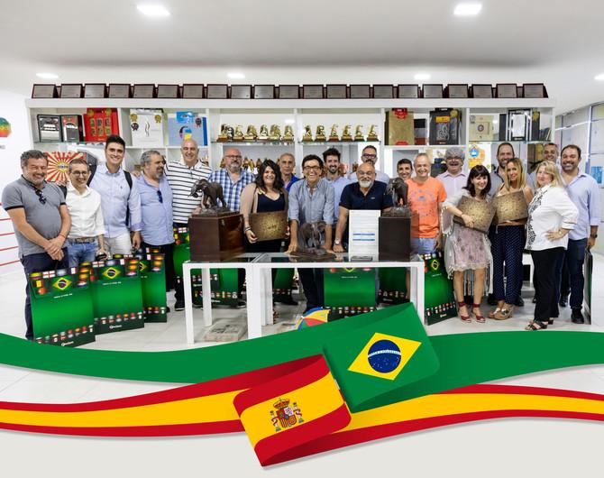 Visita Internacional - Spain