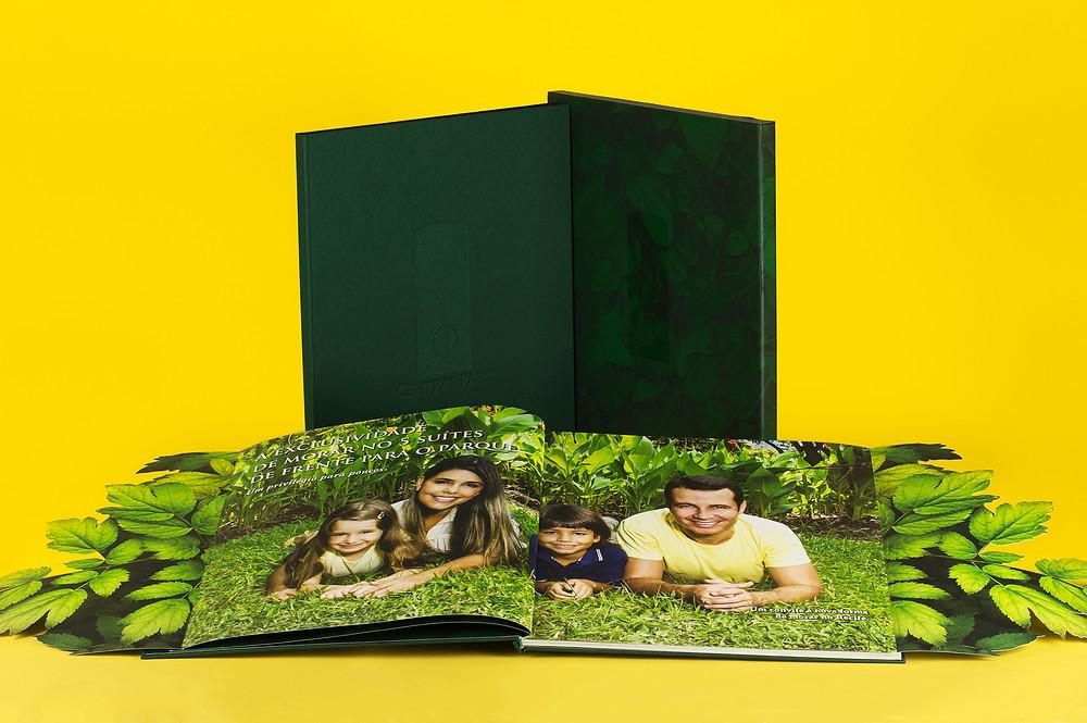 Central Park, um empreendimento da RioAve. A FacForm imprimindo, mais uma vez, um grande projeto!