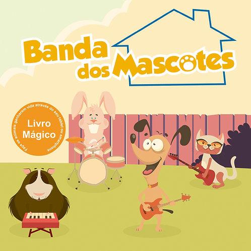Banda dos Mascotes - Livro Mágico