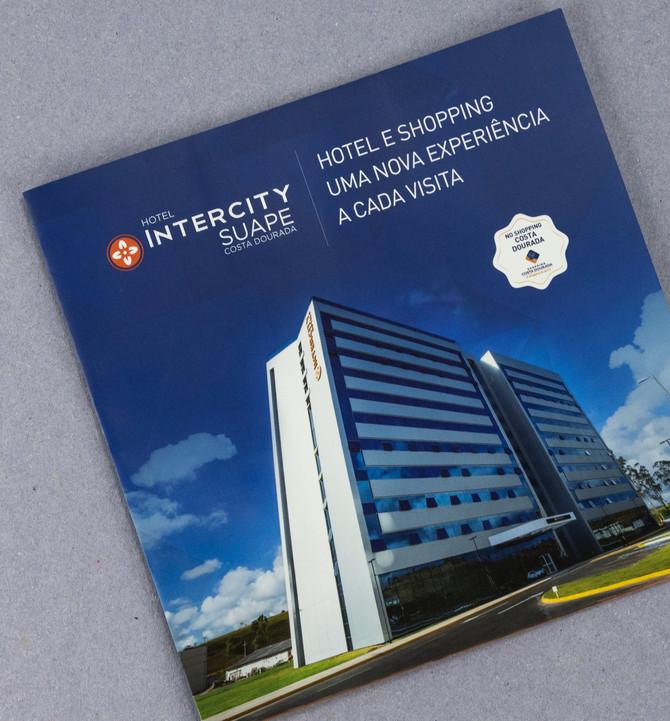 Folder Hotel Intercity Suape