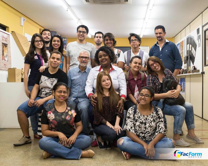 Alunos da Aeso - Professor Roberto Soares