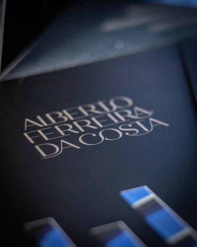 Folder Alberto Ferreira da Costa