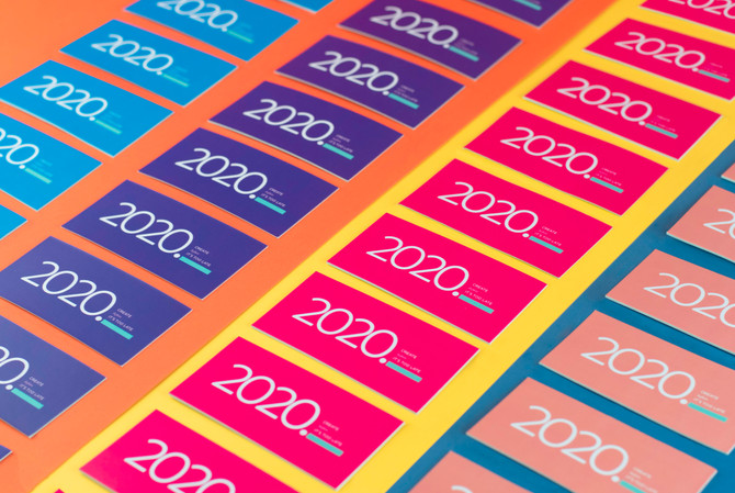 Cartão de Visita da 2020