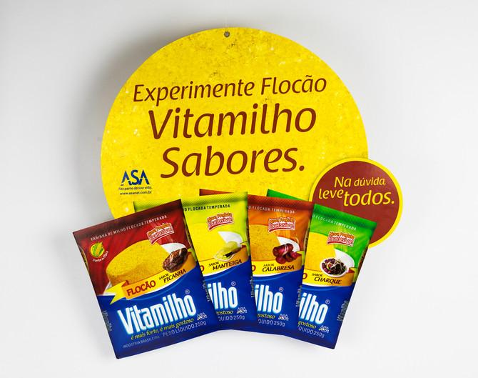 Mobile Vitamilho Sabores
