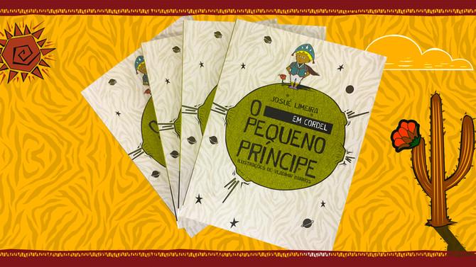 Livro - O pequeno Príncipe em Cordel
