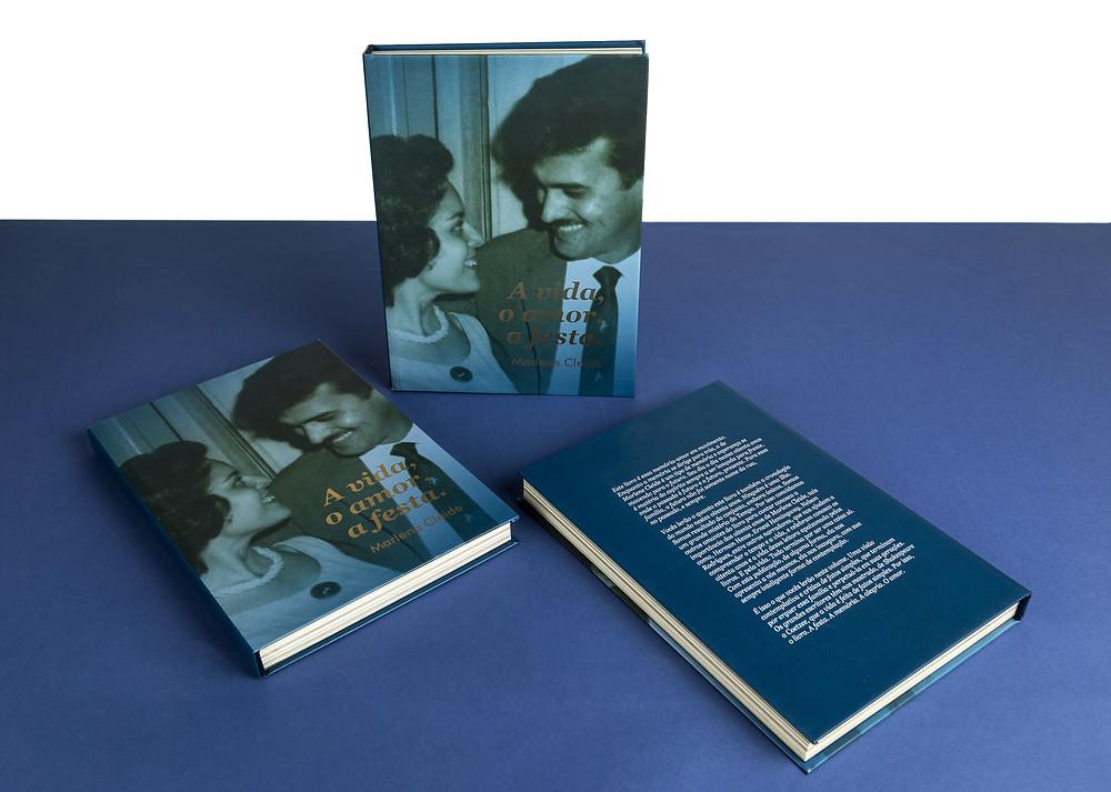 Livro de Marlene Cleide que aos 80 anos, nos relata sua história de vida, cheia de memórias e amor em movimento. Para ela a vida é feita de fatos simples, e lendo as suas memórias aprendemos que isso é verdade.