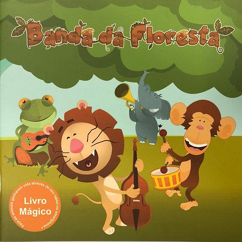 Banda da Floresta - Livro Mágico