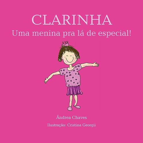Clarinha - Uma menina pra lá de especial
