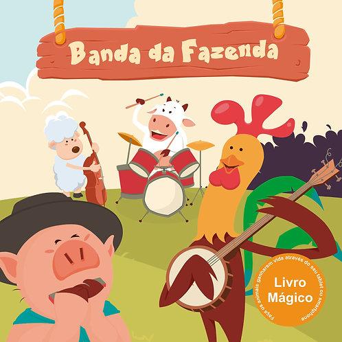 Banda da Fazenda - Livro Mágico
