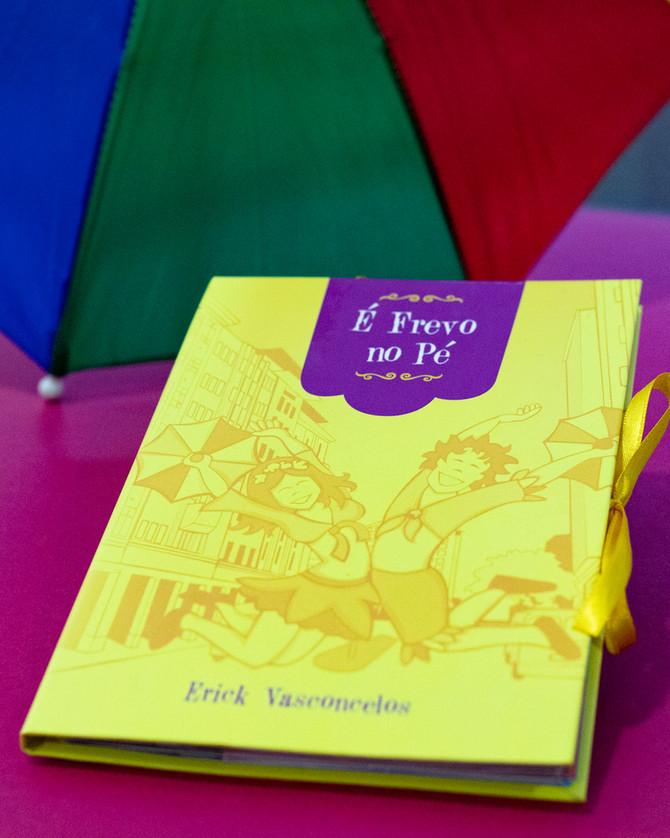 O post de hoje é em homenagem ao Dia Internacional do Livro Infantil
