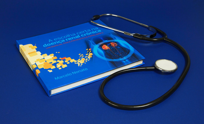 Livro A escolha certa na doença renal crônica