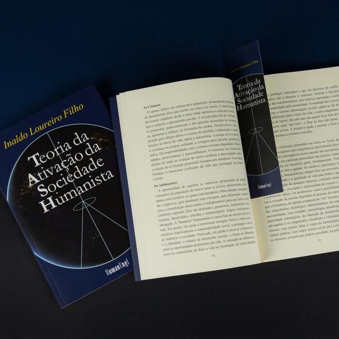 Livro Teoria da Ativação da Sociedade Humanista