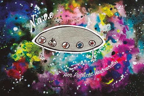 N.A.V.E. Nossas Almas Vieram das Estrelas