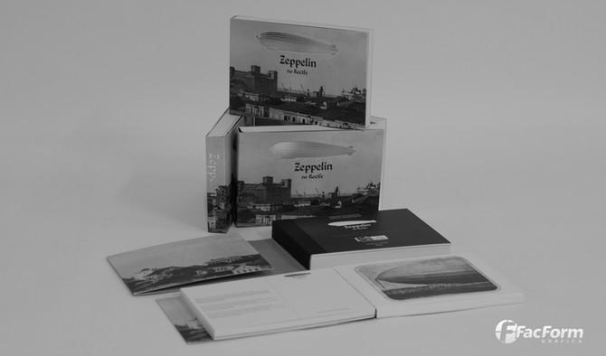Livro - Zeppelin no Recife