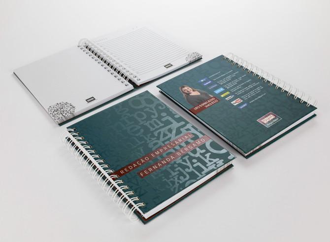 Caderno Fernanda Bérgamo