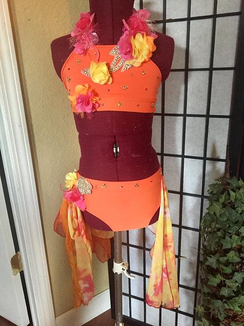 Shake senora custom costume