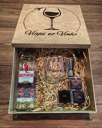 Kit Gin Beefeater