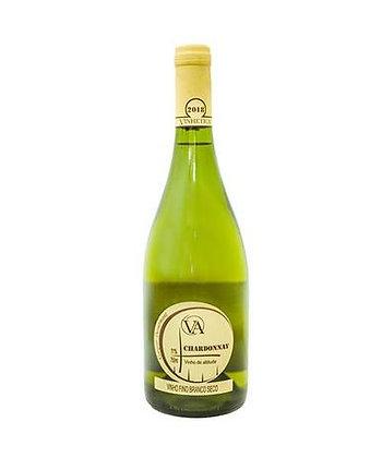 Vinho Branco Seco Chardonnay Vinhetica