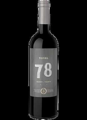 Tonel 78 Malbec-Bonarda 2017