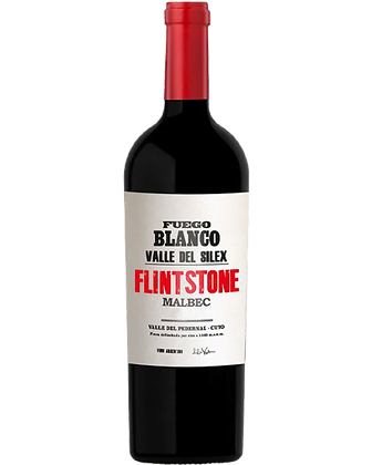 Fuego Blanco Flintstone Malbec