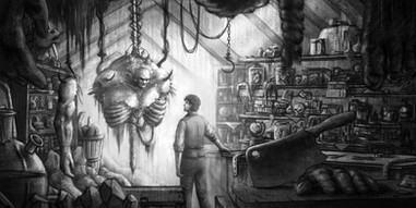 Frankenstein's Lab