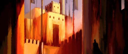 Castle Dusk
