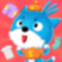 Blue Cat: My Closet