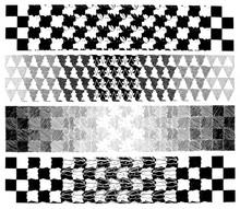 B/W Texture Design Project