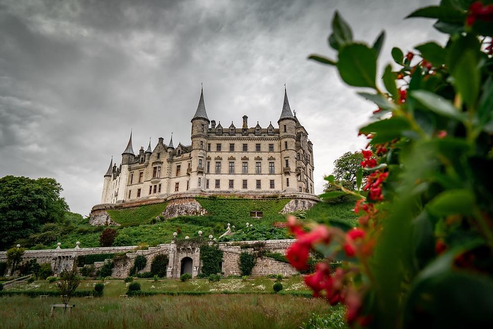 A castle like in Women in the Castle