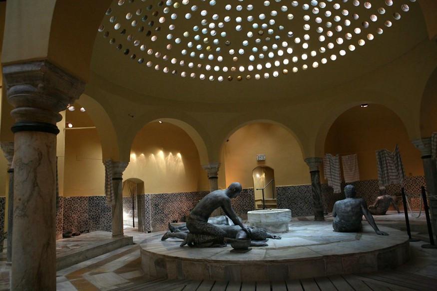 A modern Turkish Bath facility