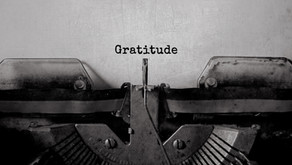 Why I'm Thankful to be a Writer