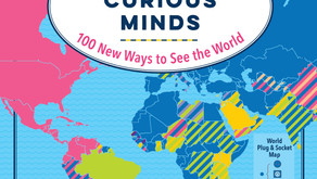 Brilliant Maps for Curious Minds by Ian Wright