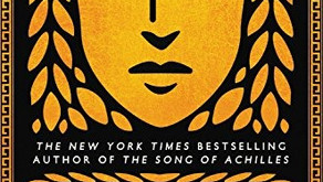 What I'm Reading Now:  Circe by Madeline Miller