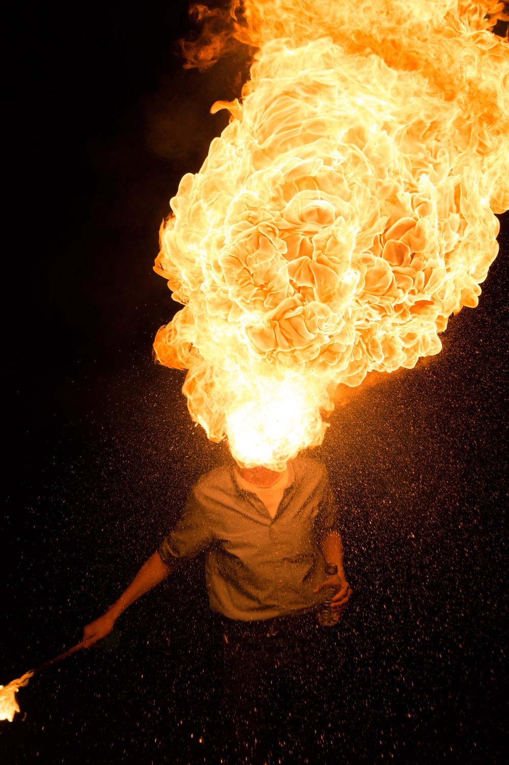 Ideas on fire