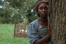 Harriet Tubman in 2019 movie.