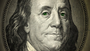 What Writers - and Others -  Can Learn From Ben Franklin